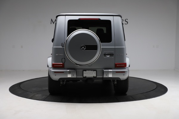 Used 2021 Mercedes-Benz G-Class AMG G 63 for sale $219,900 at Pagani of Greenwich in Greenwich CT 06830 6
