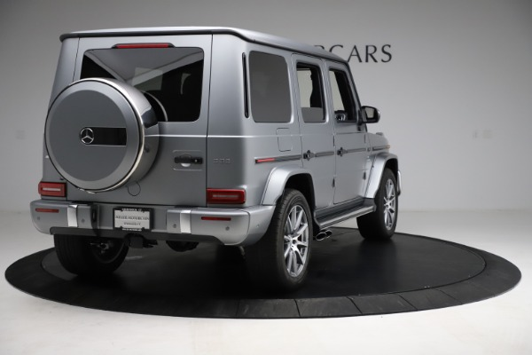 Used 2021 Mercedes-Benz G-Class AMG G 63 for sale $219,900 at Pagani of Greenwich in Greenwich CT 06830 7