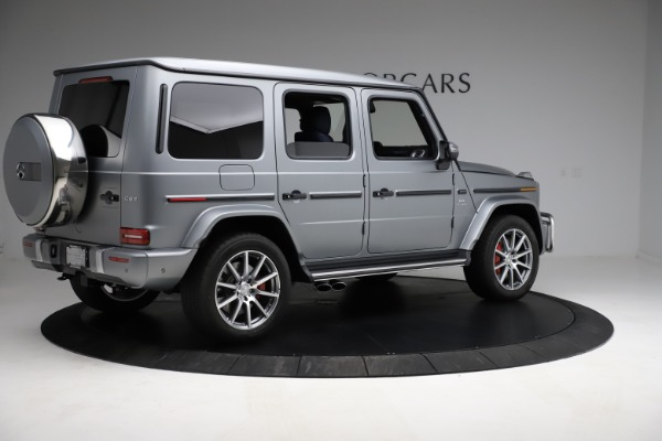 Used 2021 Mercedes-Benz G-Class AMG G 63 for sale $219,900 at Pagani of Greenwich in Greenwich CT 06830 8