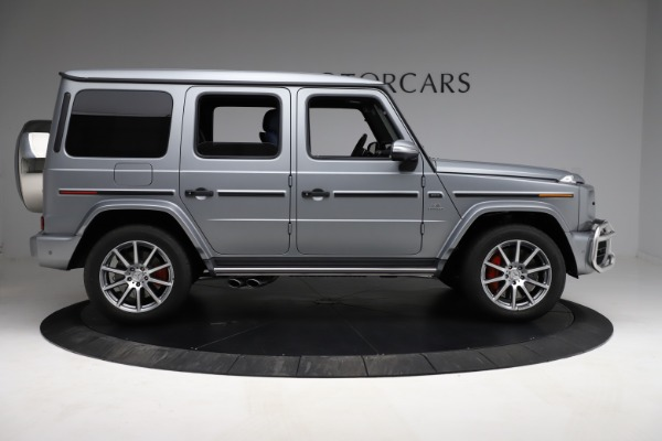 Used 2021 Mercedes-Benz G-Class AMG G 63 for sale $219,900 at Pagani of Greenwich in Greenwich CT 06830 9