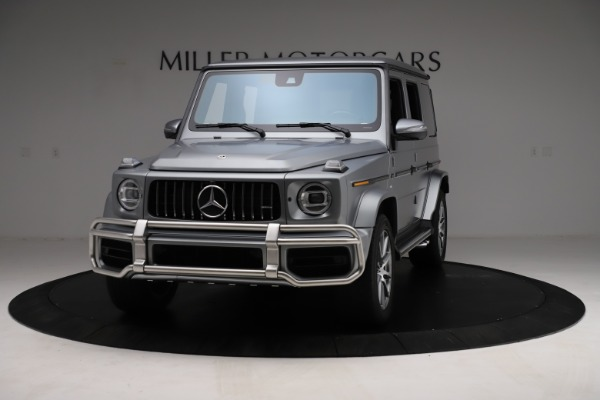 Used 2021 Mercedes-Benz G-Class AMG G 63 for sale $219,900 at Pagani of Greenwich in Greenwich CT 06830 1