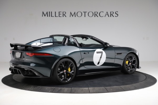 Used 2016 Jaguar F-TYPE Project 7 for sale $225,900 at Pagani of Greenwich in Greenwich CT 06830 10