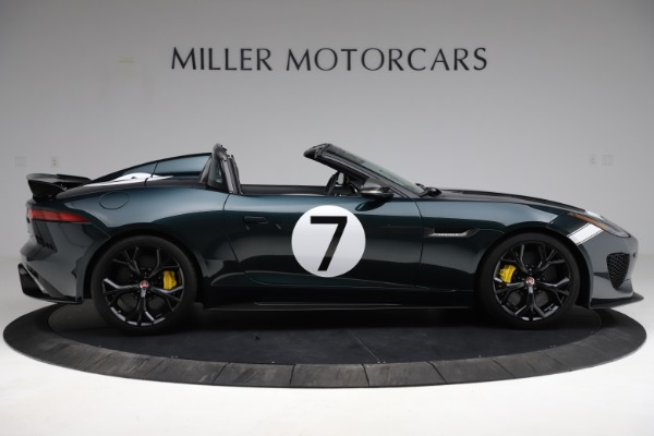 Used 2016 Jaguar F-TYPE Project 7 for sale $225,900 at Pagani of Greenwich in Greenwich CT 06830 11