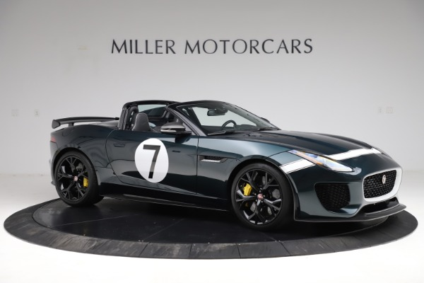 Used 2016 Jaguar F-TYPE Project 7 for sale $225,900 at Pagani of Greenwich in Greenwich CT 06830 12