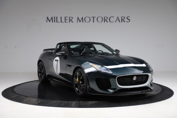 Used 2016 Jaguar F-TYPE Project 7 for sale $225,900 at Pagani of Greenwich in Greenwich CT 06830 13