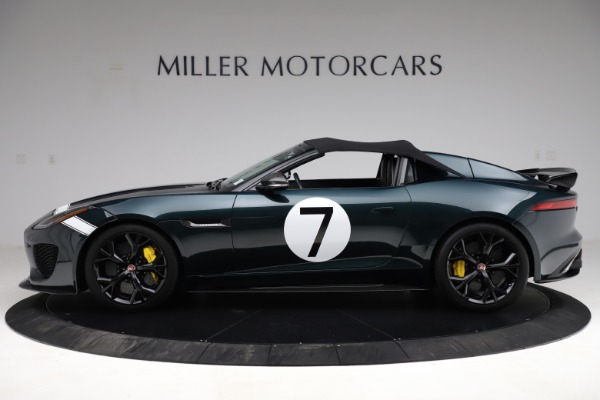 Used 2016 Jaguar F-TYPE Project 7 for sale $225,900 at Pagani of Greenwich in Greenwich CT 06830 15
