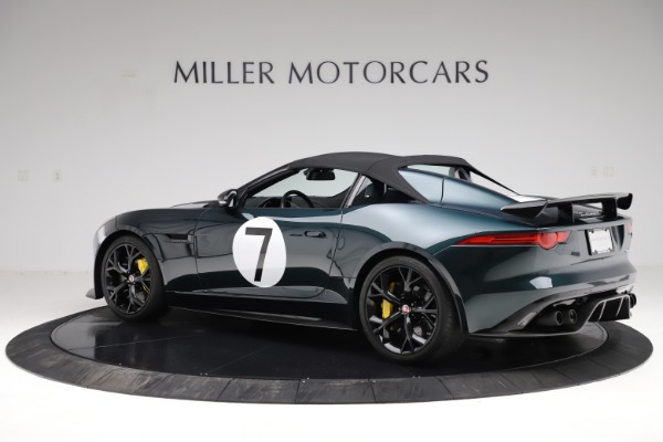 Used 2016 Jaguar F-TYPE Project 7 for sale $225,900 at Pagani of Greenwich in Greenwich CT 06830 16