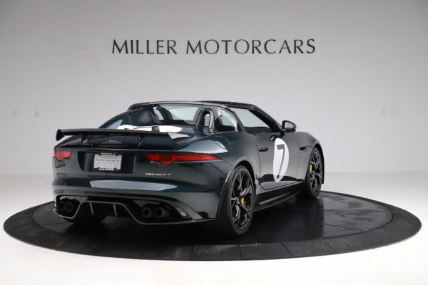 Used 2016 Jaguar F-TYPE Project 7 for sale $225,900 at Pagani of Greenwich in Greenwich CT 06830 17