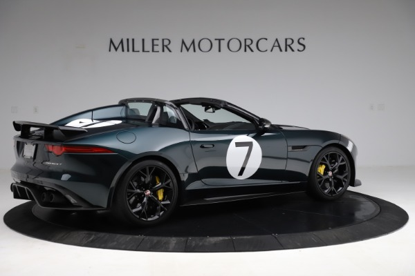 Used 2016 Jaguar F-TYPE Project 7 for sale $225,900 at Pagani of Greenwich in Greenwich CT 06830 18