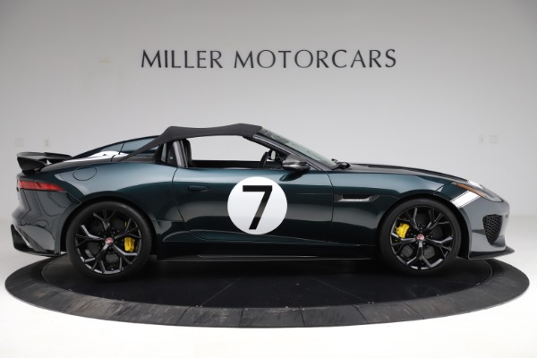 Used 2016 Jaguar F-TYPE Project 7 for sale $225,900 at Pagani of Greenwich in Greenwich CT 06830 19