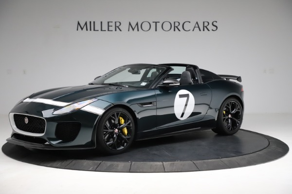 Used 2016 Jaguar F-TYPE Project 7 for sale $225,900 at Pagani of Greenwich in Greenwich CT 06830 2