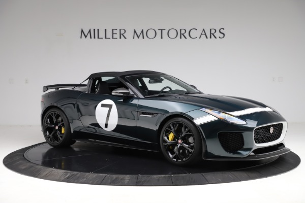 Used 2016 Jaguar F-TYPE Project 7 for sale $225,900 at Pagani of Greenwich in Greenwich CT 06830 20