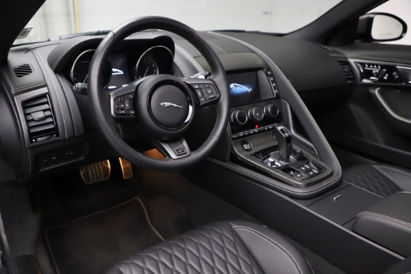 Used 2016 Jaguar F-TYPE Project 7 for sale $225,900 at Pagani of Greenwich in Greenwich CT 06830 23