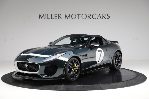 Used 2016 Jaguar F-TYPE Project 7 for sale $225,900 at Pagani of Greenwich in Greenwich CT 06830 4