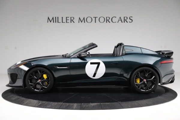 Used 2016 Jaguar F-TYPE Project 7 for sale $225,900 at Pagani of Greenwich in Greenwich CT 06830 5