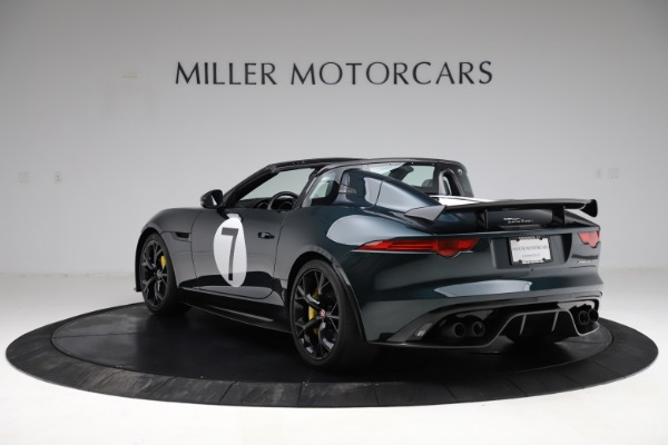 Used 2016 Jaguar F-TYPE Project 7 for sale $225,900 at Pagani of Greenwich in Greenwich CT 06830 7