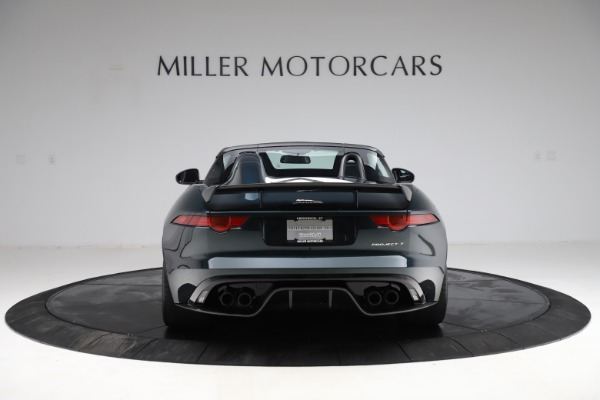 Used 2016 Jaguar F-TYPE Project 7 for sale $225,900 at Pagani of Greenwich in Greenwich CT 06830 8