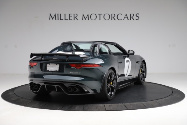 Used 2016 Jaguar F-TYPE Project 7 for sale $225,900 at Pagani of Greenwich in Greenwich CT 06830 9