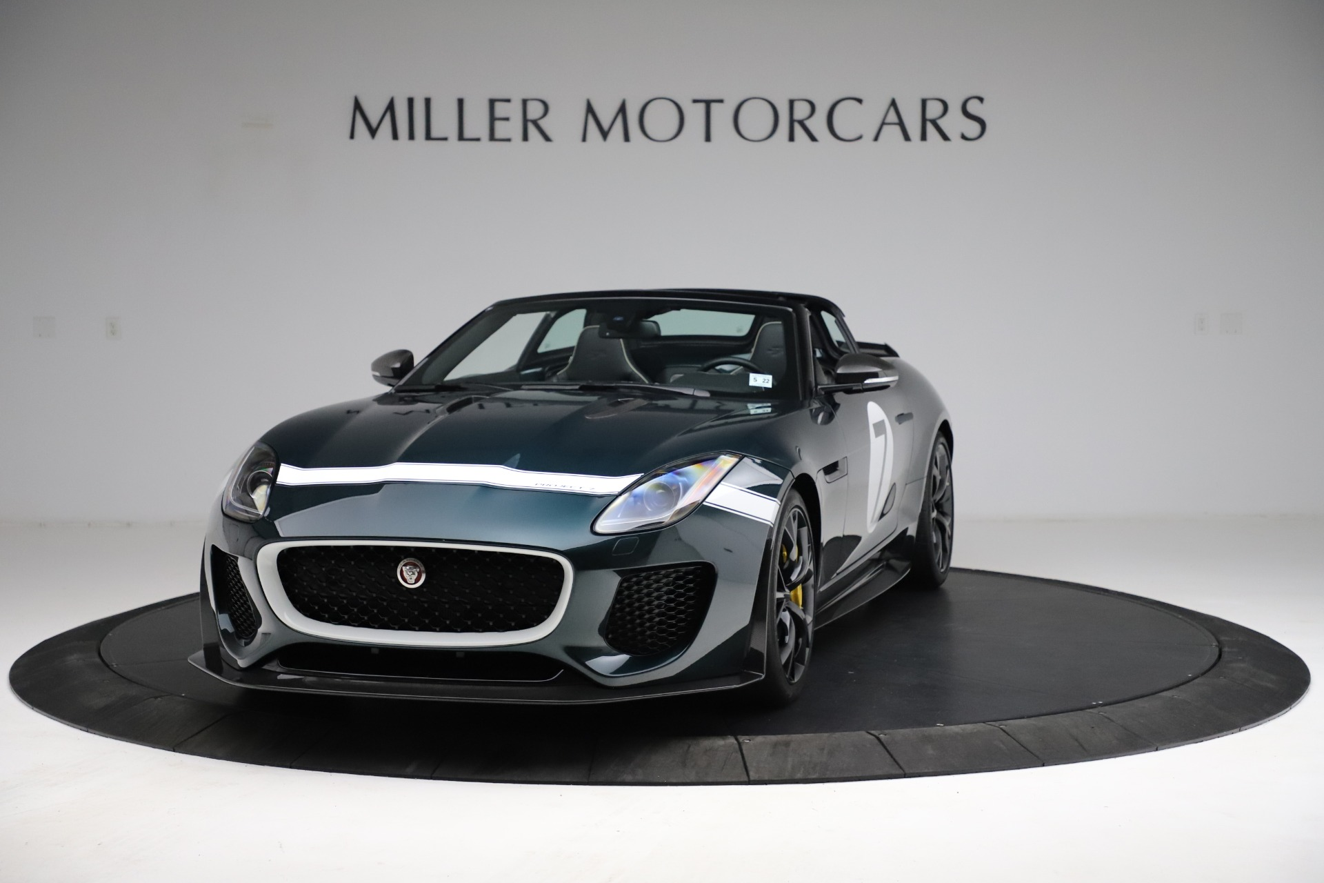 Used 2016 Jaguar F-TYPE Project 7 for sale $225,900 at Pagani of Greenwich in Greenwich CT 06830 1