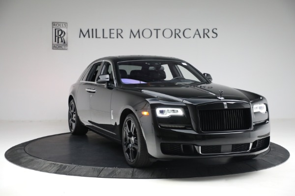 Used 2018 Rolls-Royce Ghost for sale $249,900 at Pagani of Greenwich in Greenwich CT 06830 10