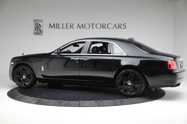 Used 2018 Rolls-Royce Ghost for sale $249,900 at Pagani of Greenwich in Greenwich CT 06830 4