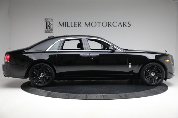 Used 2018 Rolls-Royce Ghost for sale $249,900 at Pagani of Greenwich in Greenwich CT 06830 8