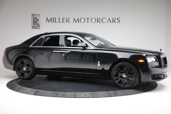 Used 2018 Rolls-Royce Ghost for sale $249,900 at Pagani of Greenwich in Greenwich CT 06830 9