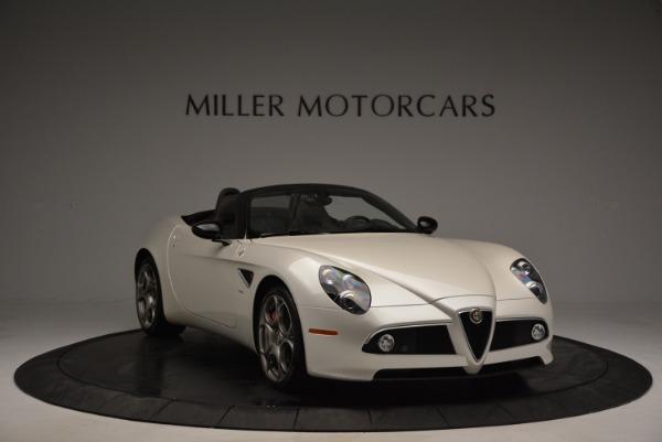 Used 2009 Alfa Romeo 8C Competizione Spider for sale $345,900 at Pagani of Greenwich in Greenwich CT 06830 11