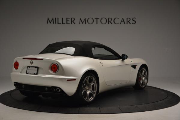 Used 2009 Alfa Romeo 8C Competizione Spider for sale $345,900 at Pagani of Greenwich in Greenwich CT 06830 16