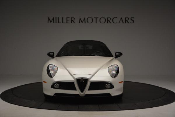 Used 2009 Alfa Romeo 8C Competizione Spider for sale $345,900 at Pagani of Greenwich in Greenwich CT 06830 18