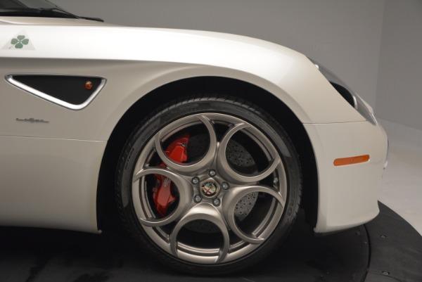 Used 2009 Alfa Romeo 8C Competizione Spider for sale $345,900 at Pagani of Greenwich in Greenwich CT 06830 19