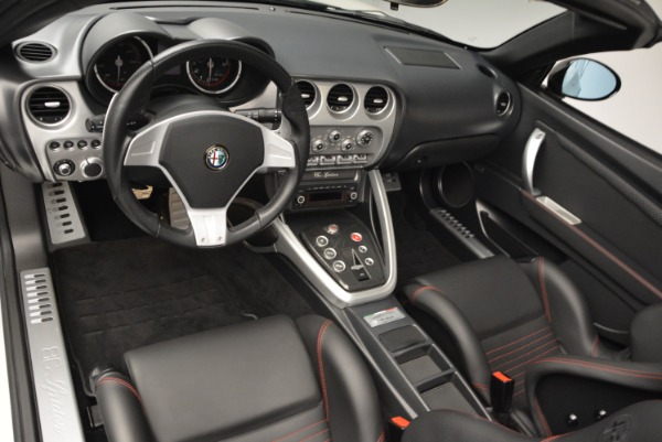 Used 2009 Alfa Romeo 8C Competizione Spider for sale $345,900 at Pagani of Greenwich in Greenwich CT 06830 20