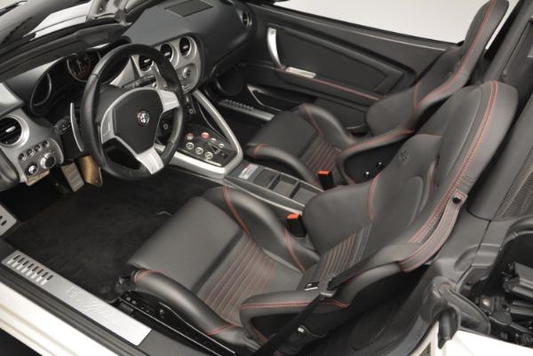 Used 2009 Alfa Romeo 8C Competizione Spider for sale $345,900 at Pagani of Greenwich in Greenwich CT 06830 21