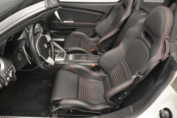 Used 2009 Alfa Romeo 8C Competizione Spider for sale $345,900 at Pagani of Greenwich in Greenwich CT 06830 22