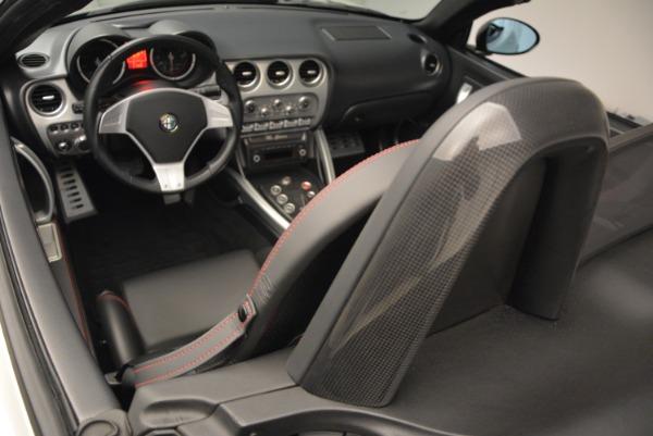 Used 2009 Alfa Romeo 8C Competizione Spider for sale $345,900 at Pagani of Greenwich in Greenwich CT 06830 26