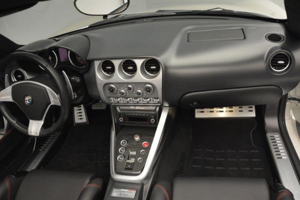 Used 2009 Alfa Romeo 8C Competizione Spider for sale $345,900 at Pagani of Greenwich in Greenwich CT 06830 27