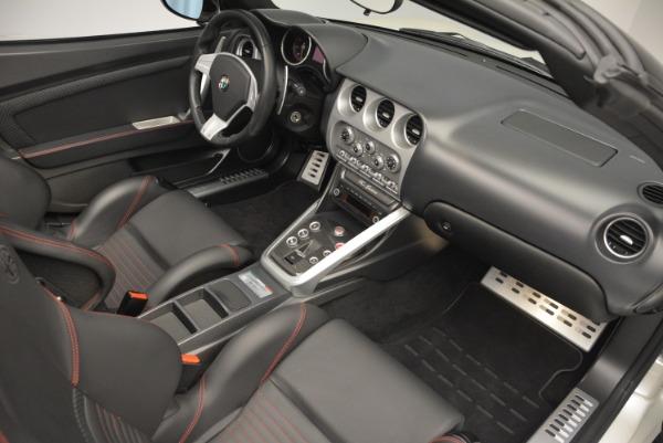 Used 2009 Alfa Romeo 8C Competizione Spider for sale $345,900 at Pagani of Greenwich in Greenwich CT 06830 28