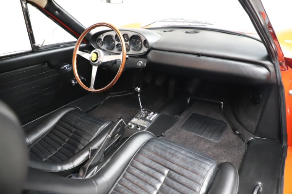 Used 1968 Ferrari 206 for sale $635,000 at Pagani of Greenwich in Greenwich CT 06830 17