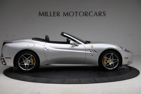 Used 2010 Ferrari California for sale $114,900 at Pagani of Greenwich in Greenwich CT 06830 10