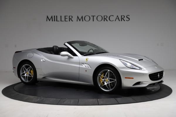 Used 2010 Ferrari California for sale $114,900 at Pagani of Greenwich in Greenwich CT 06830 11