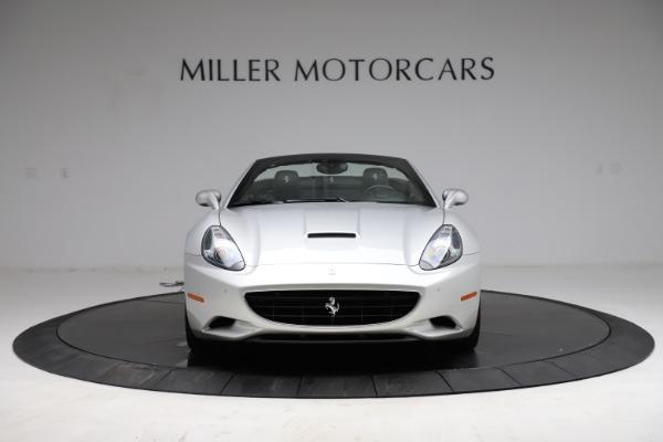Used 2010 Ferrari California for sale $114,900 at Pagani of Greenwich in Greenwich CT 06830 13