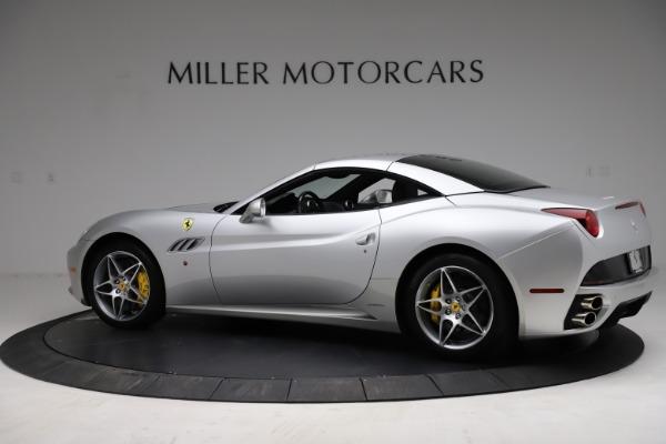 Used 2010 Ferrari California for sale $114,900 at Pagani of Greenwich in Greenwich CT 06830 16