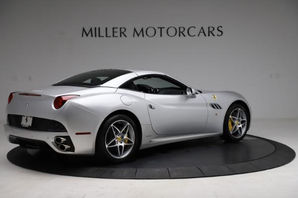 Used 2010 Ferrari California for sale $114,900 at Pagani of Greenwich in Greenwich CT 06830 18