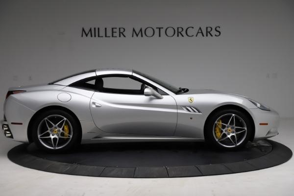 Used 2010 Ferrari California for sale $114,900 at Pagani of Greenwich in Greenwich CT 06830 19