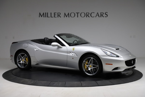 Used 2010 Ferrari California for sale $114,900 at Pagani of Greenwich in Greenwich CT 06830 21