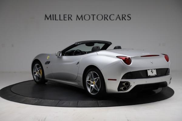 Used 2010 Ferrari California for sale $114,900 at Pagani of Greenwich in Greenwich CT 06830 5