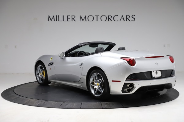 Used 2010 Ferrari California for sale $114,900 at Pagani of Greenwich in Greenwich CT 06830 6