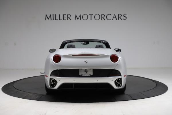 Used 2010 Ferrari California for sale $114,900 at Pagani of Greenwich in Greenwich CT 06830 7