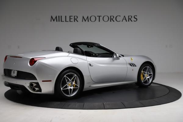 Used 2010 Ferrari California for sale $114,900 at Pagani of Greenwich in Greenwich CT 06830 9