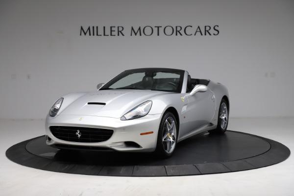Used 2010 Ferrari California for sale $114,900 at Pagani of Greenwich in Greenwich CT 06830 1
